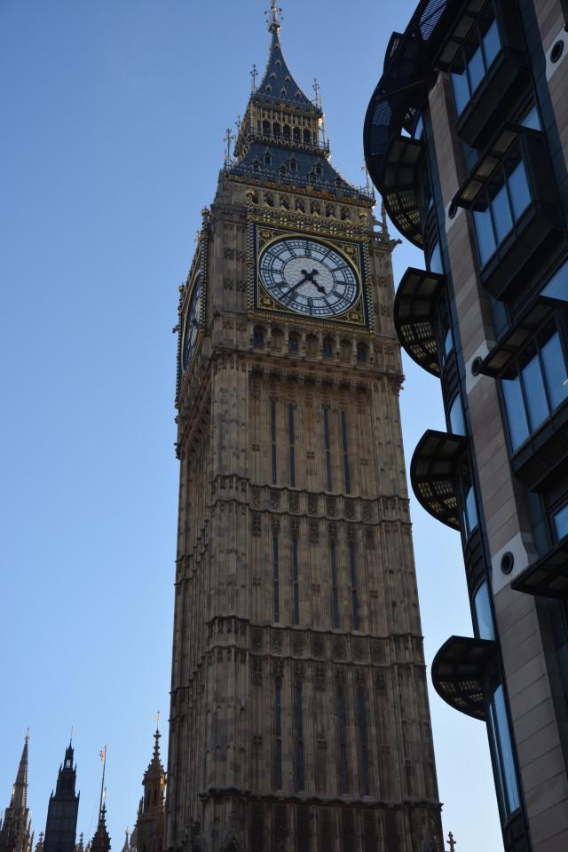 Londres 2 - 17