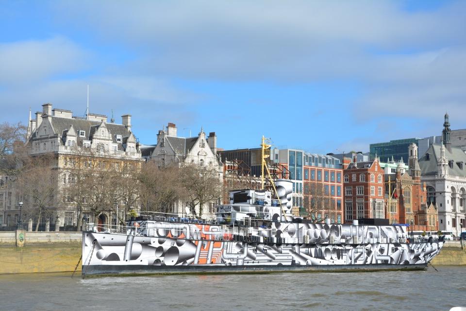 Londres 3 - 16