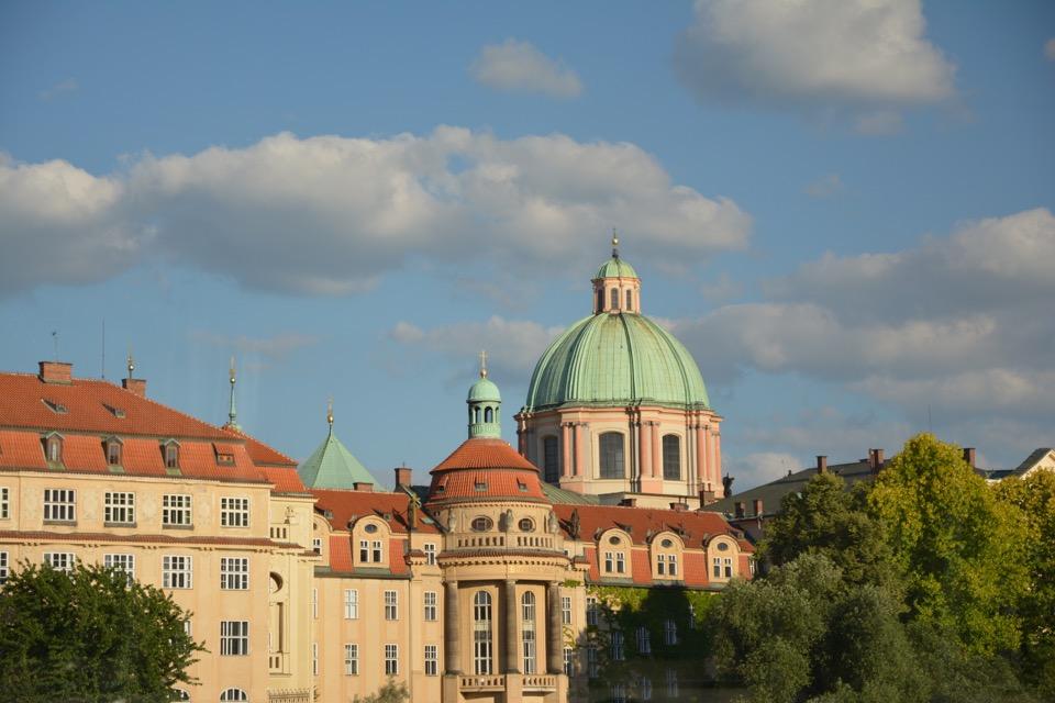 Prague 1 - 3