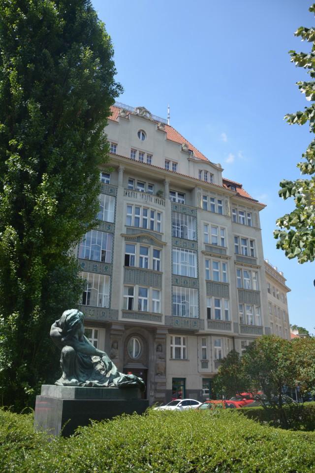 Prague 5 - 11