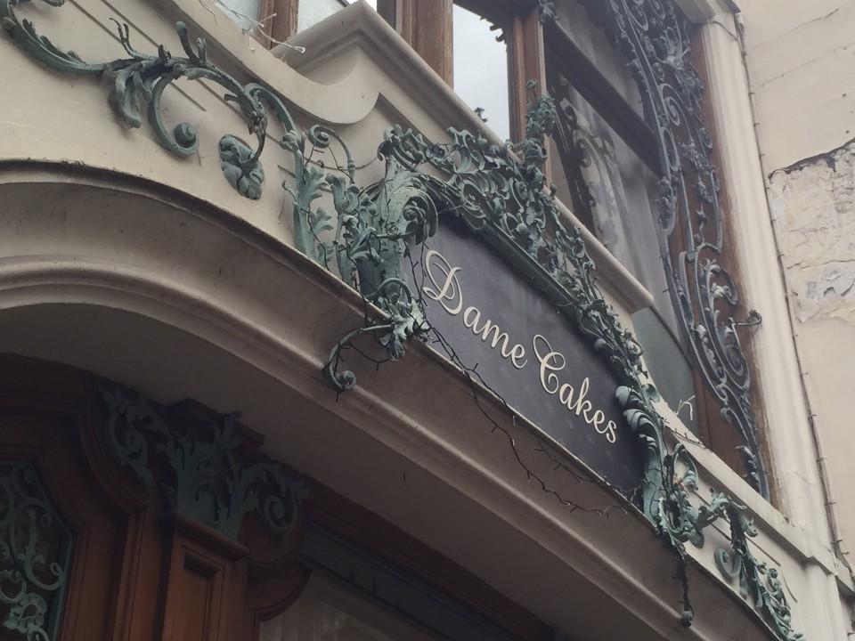 Salon de thé Dame Cakes - Rouen