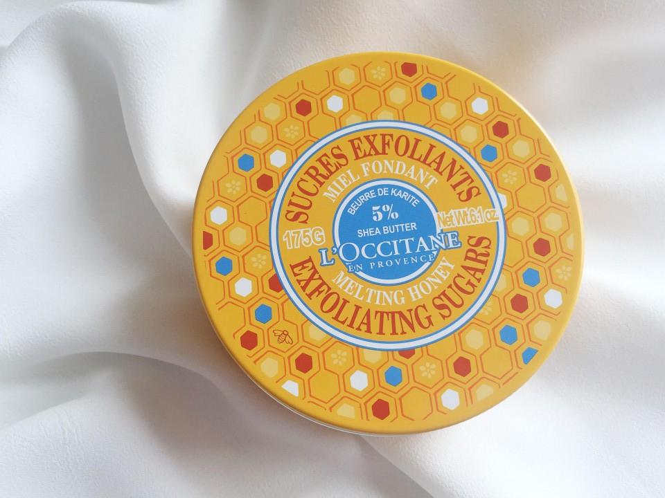 Karité et miel : les sucres exfoliants
