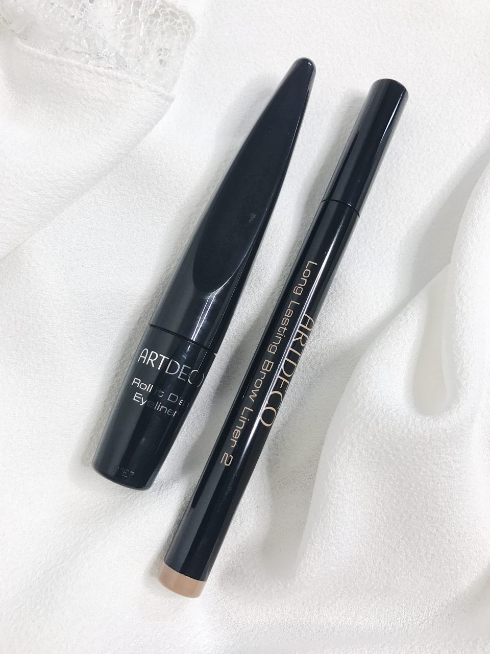 Roll It Disc Eyeliner / Long Lasting Brow Liner - ARTDECO.