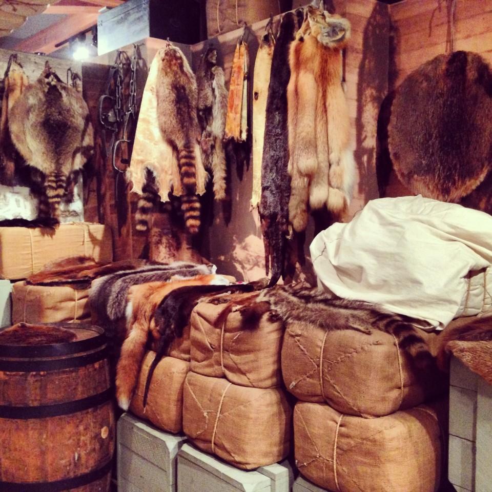 Musée du commerce de la fourrure