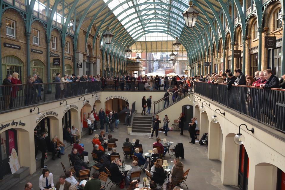Londres 2 - 14