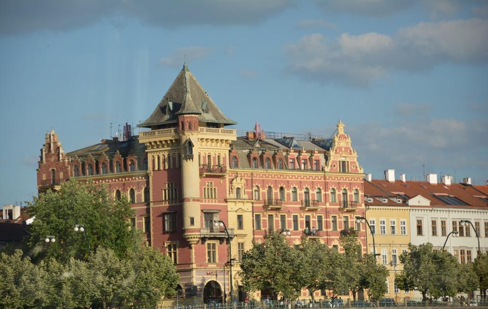 Prague 1 - 4