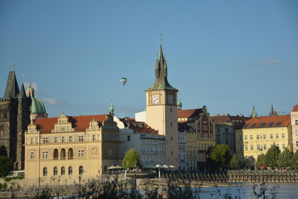 Prague 1 - 6