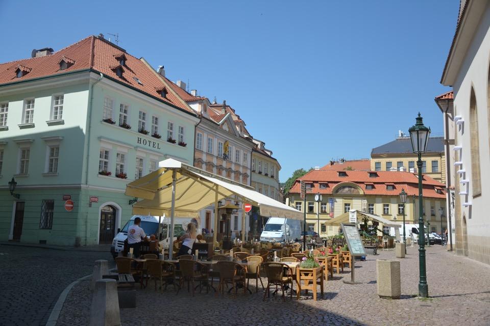 Prague 6 - 3