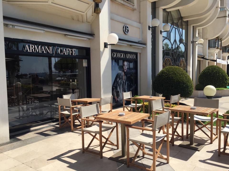 Armani Caffè Cannes - 4