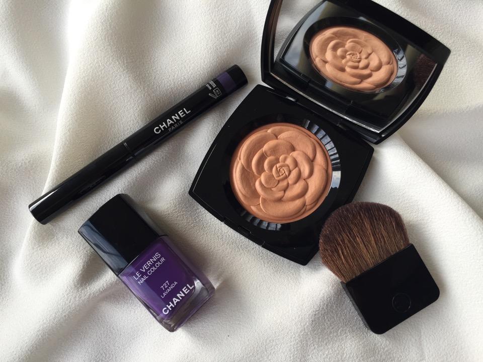 La Collection de maquillage Méditerranée de CHANEL.