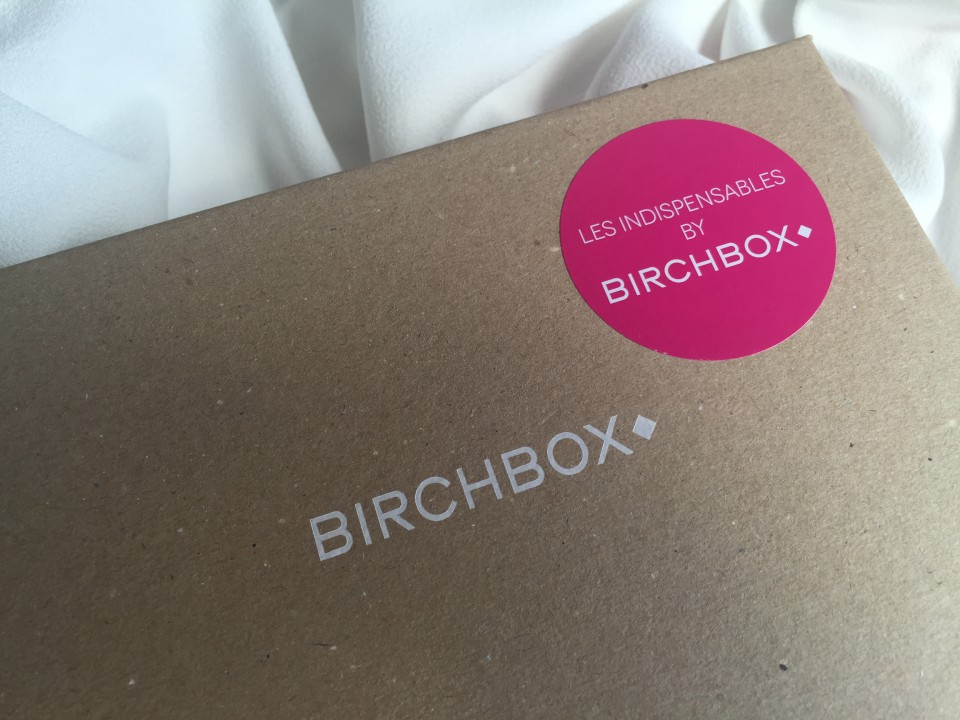 Les Indispensables Birchbox - 1