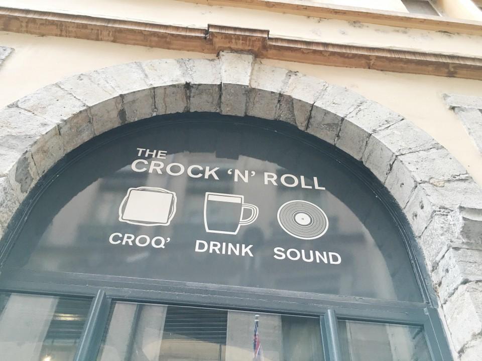 The Crock 'N' Roll - Lyon.