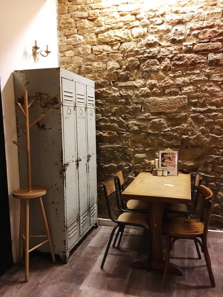 Décoration du restaurant The Crock 'N' Roll - Lyon.