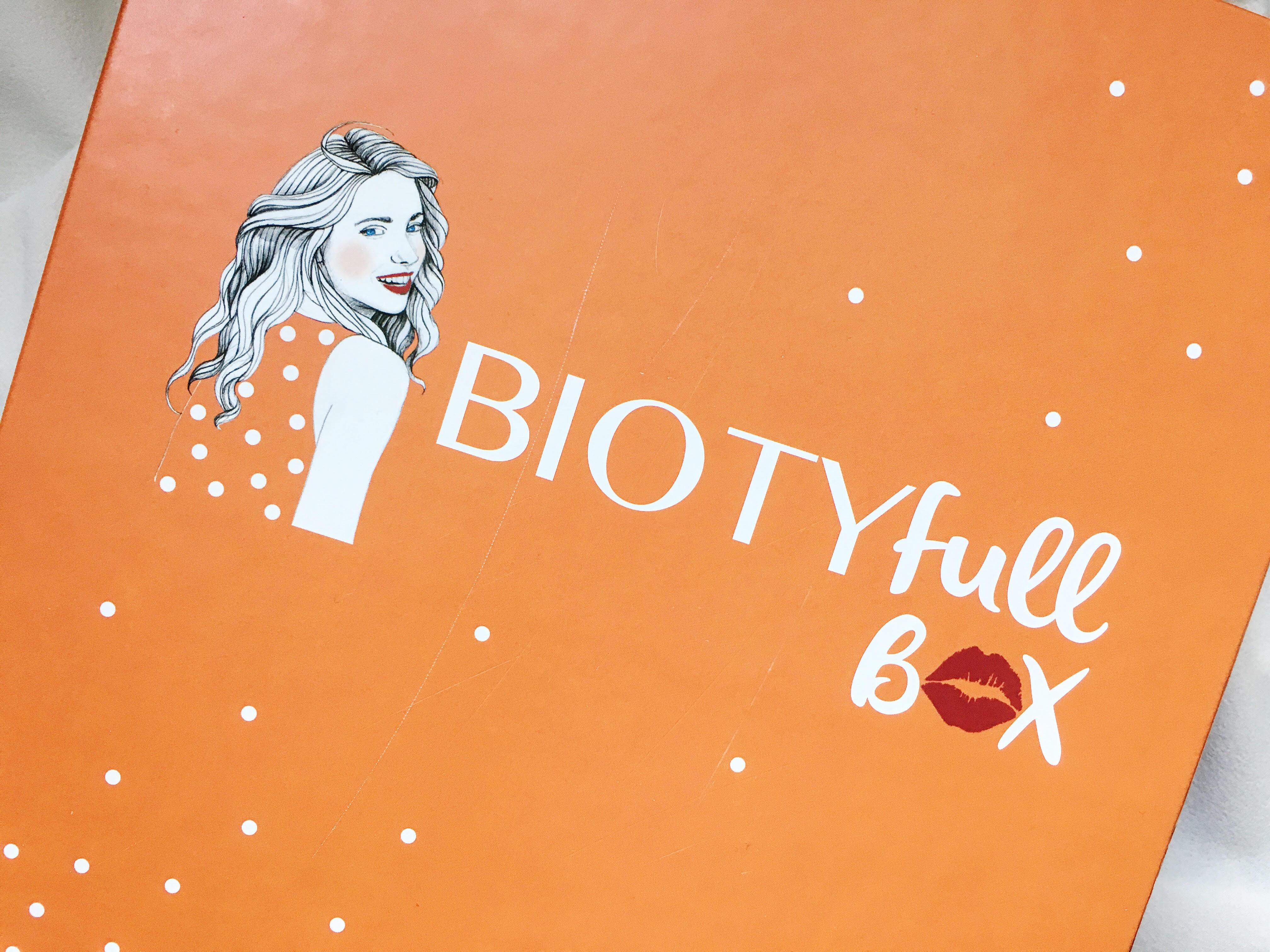 BIOTYfull Box – Avril - 1