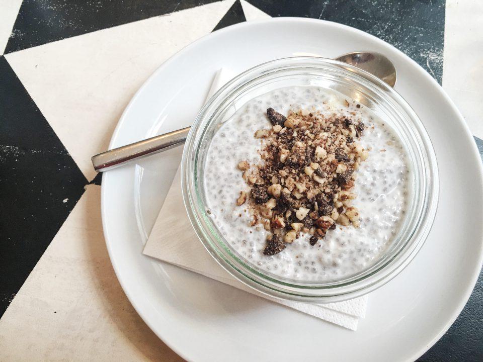 Granola du Café Pinson - Paris.