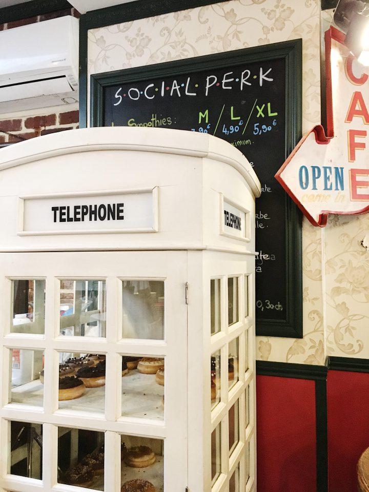 Décoration intérieure - Social Perk.