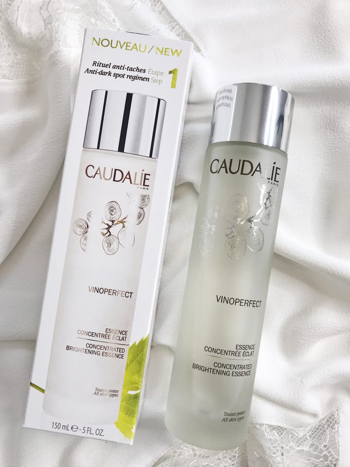 flacon vinoperfect Caudalie