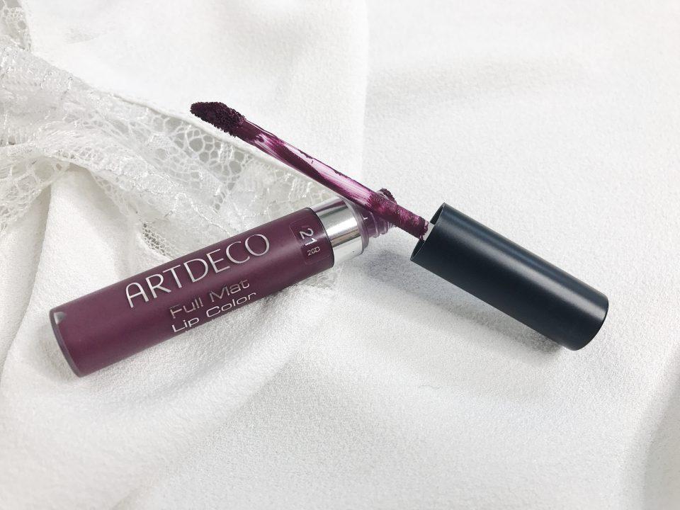 Full Mat Lip Color Long-Lasting - ARTDECO.