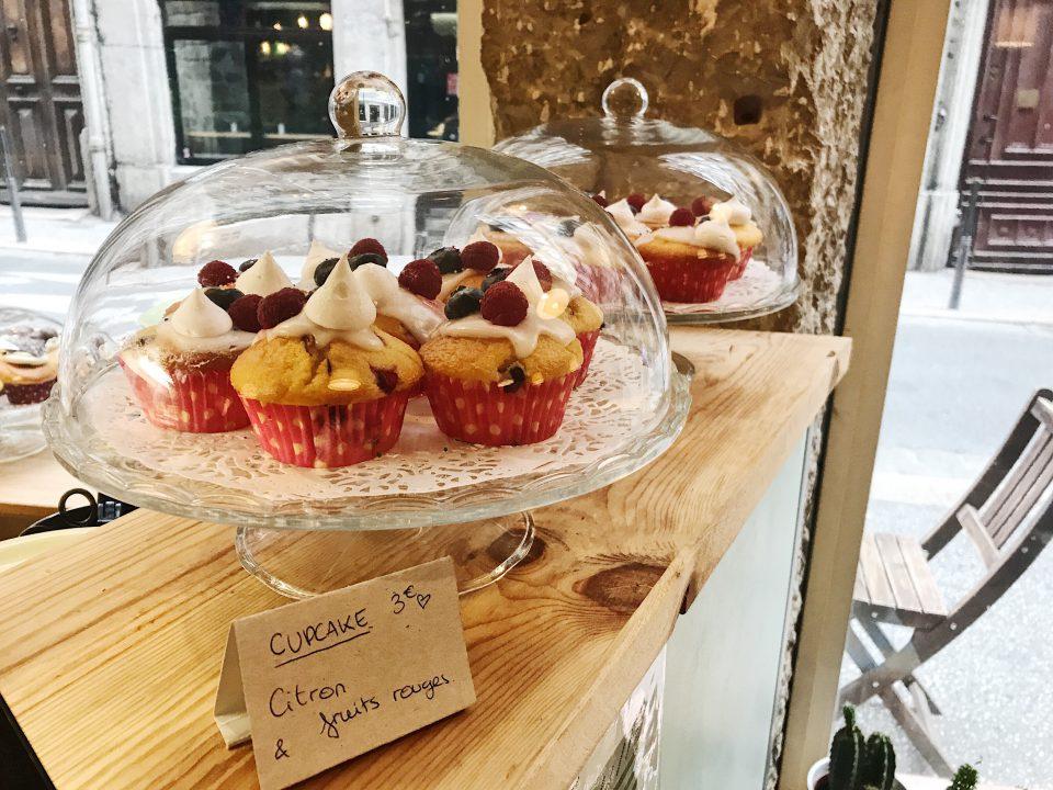 Cupcakes Laureline's Corner.