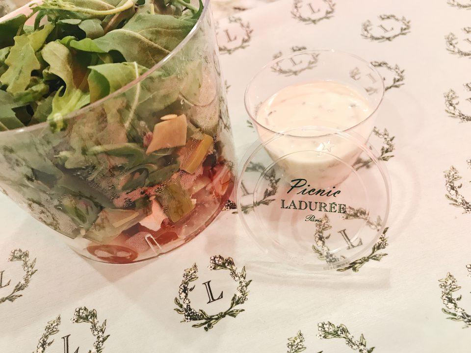 Salade fraîcheur - Picnic Ladurée.
