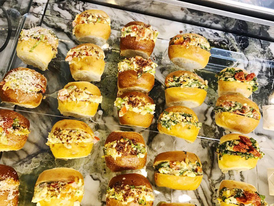 Mini sandwiches Picnic Ladurée.