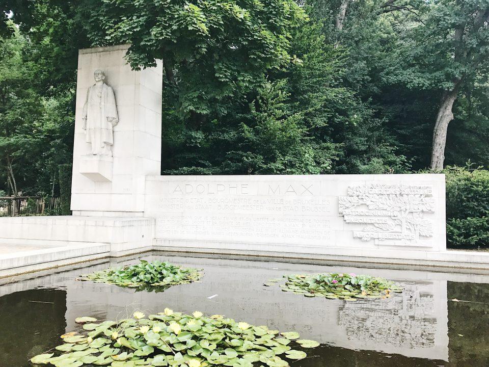 Parc de Laeken.