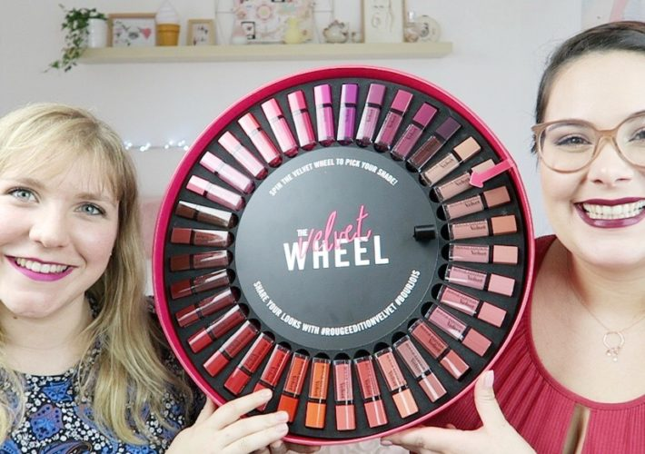 Rouge Edition Velvet de Bourjois miniature videos
