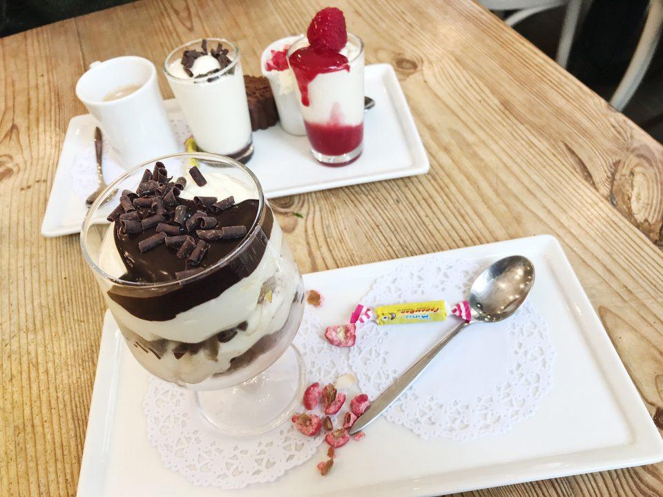 Les desserts de Pimprenelle Lyon.