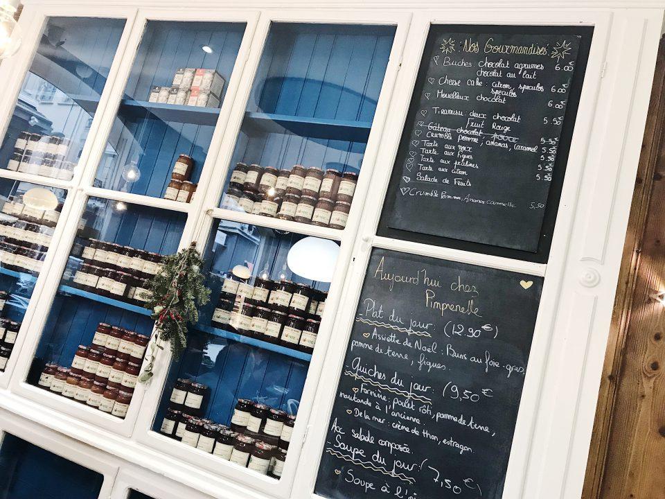 Pimprenelle : les tartines gourmandes de Lyon.