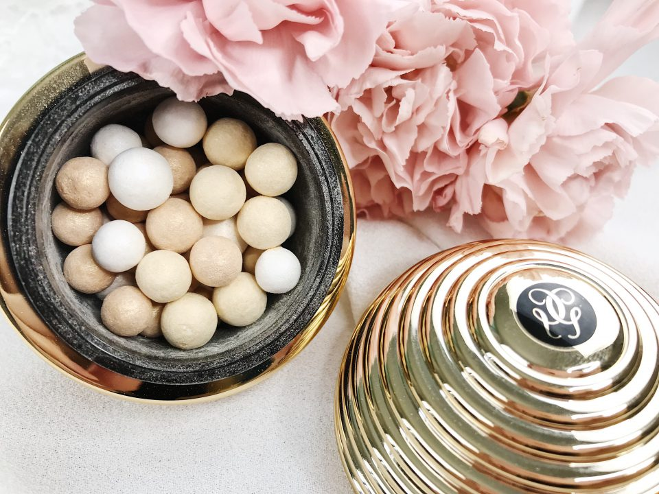 Météorites Gold Pearl de Guerlain.