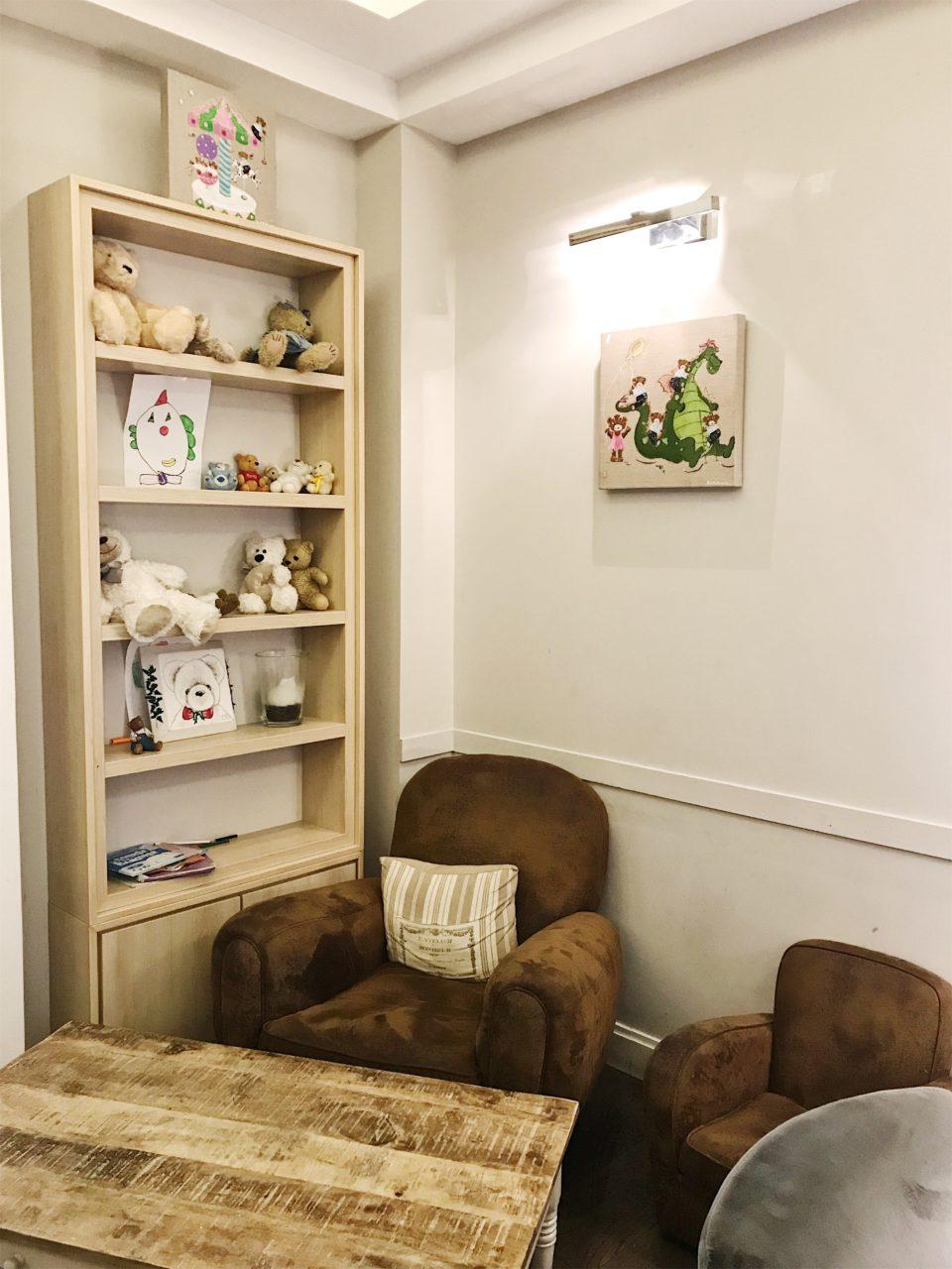 Salon de thé Volupté Anytime - Nice.