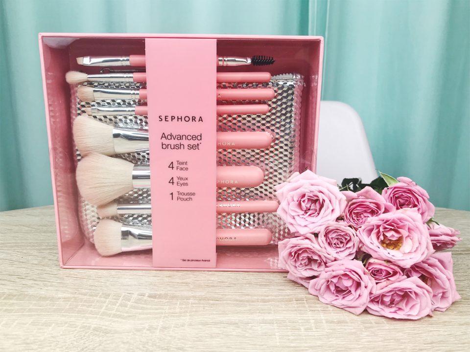 Advanced brush set - SEPHORA.