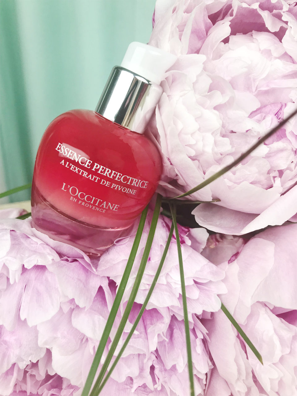 Essence Perfectrice - Pivoine Sublime de L'Occitane.