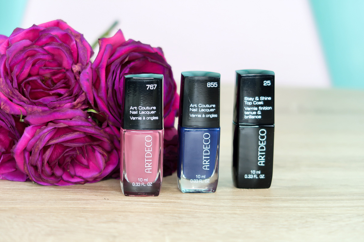 Vernis à ongles ARTDECO, collection Fall for the New Classic.