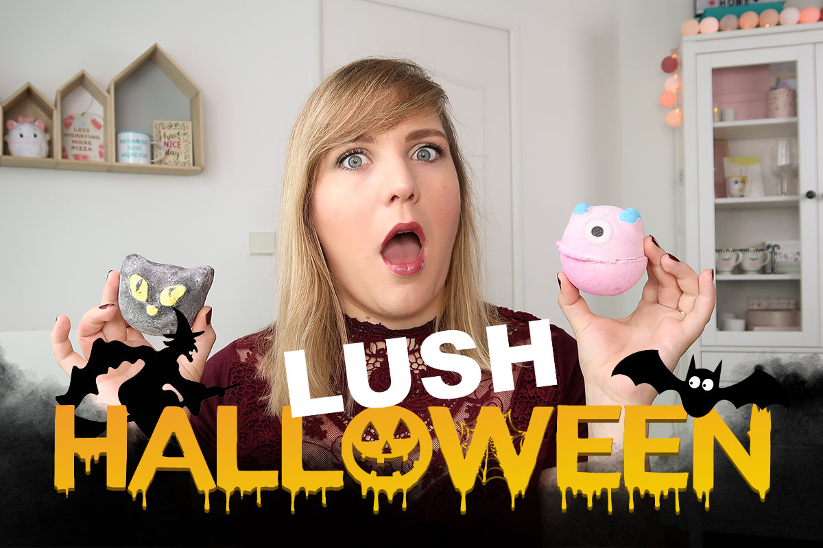 Miniature collection Halloween de LUSH.