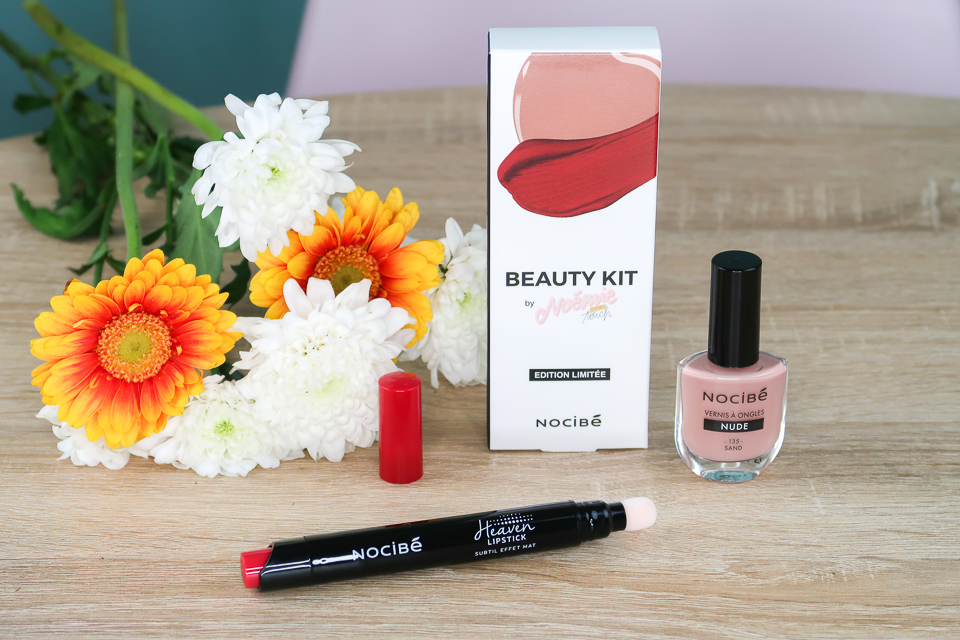 BEAUTY KIT by Noémie Makeup Touch - édition limitée NOCIBE.