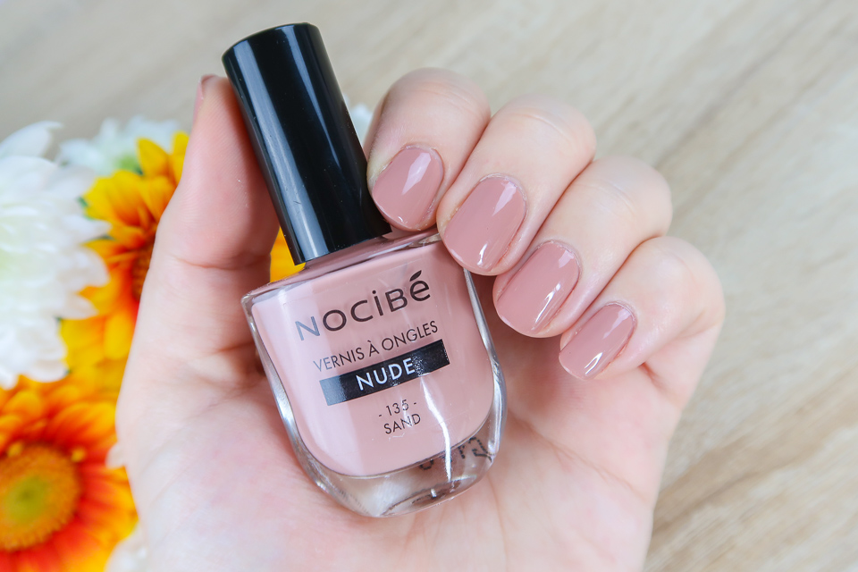 Vernis à ongles NUDE - 135 SAND - NOCIBE.