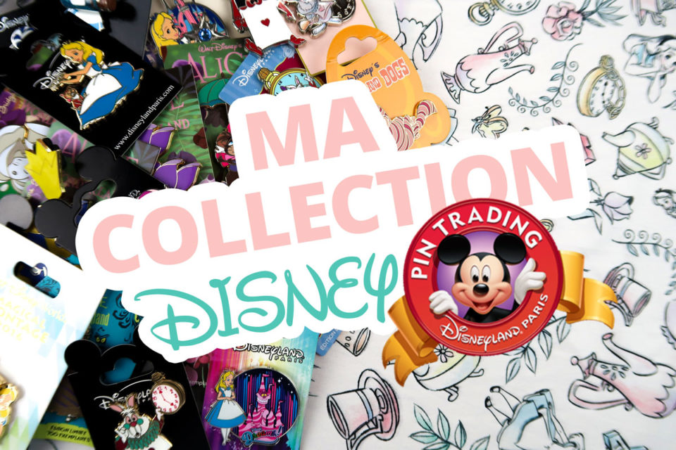 Miniature : ma collection de pins DISNEY.