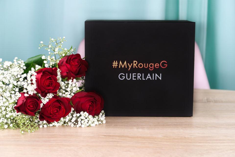Myrougeg Le Rouge à Lèvres Personnalisable Signé Guerlain