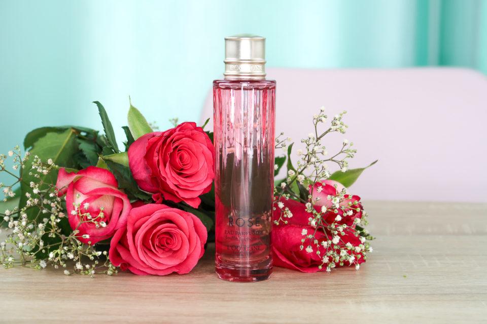 Eau Parfumée Souffle Euphorisant, L'OCCITANE.