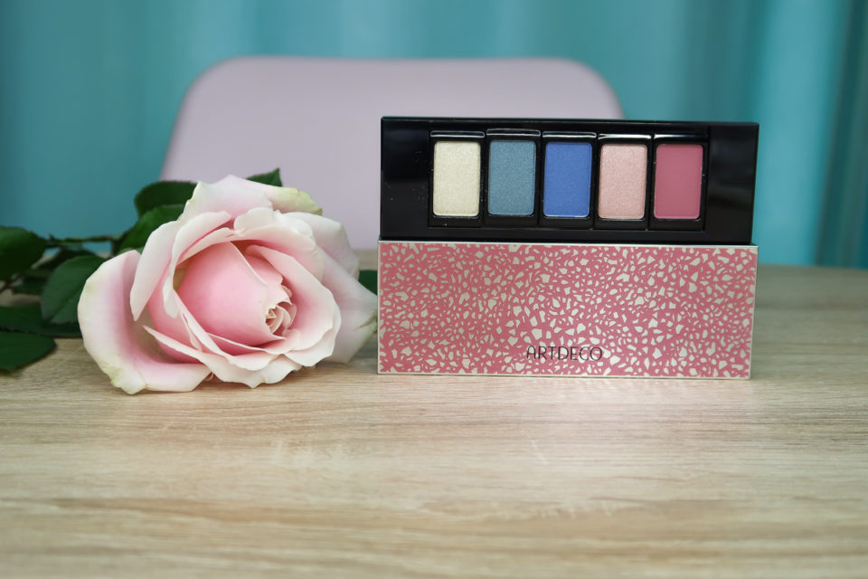 Magnetic Palette, collection Flirt with the Mediterranean Life, ARTDECO,