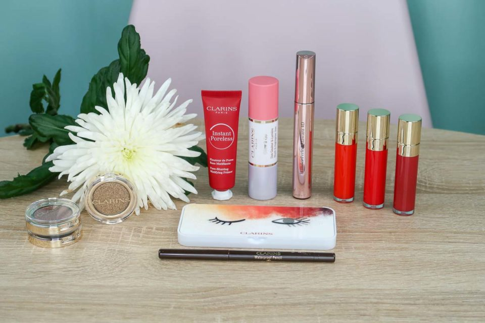 Collection de maquillage CLARINS - printemps 2019.
