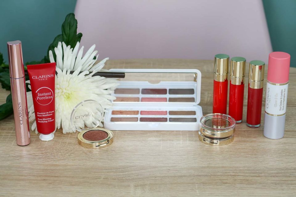 Collection de maquillage CLARINS - printemps 2019.