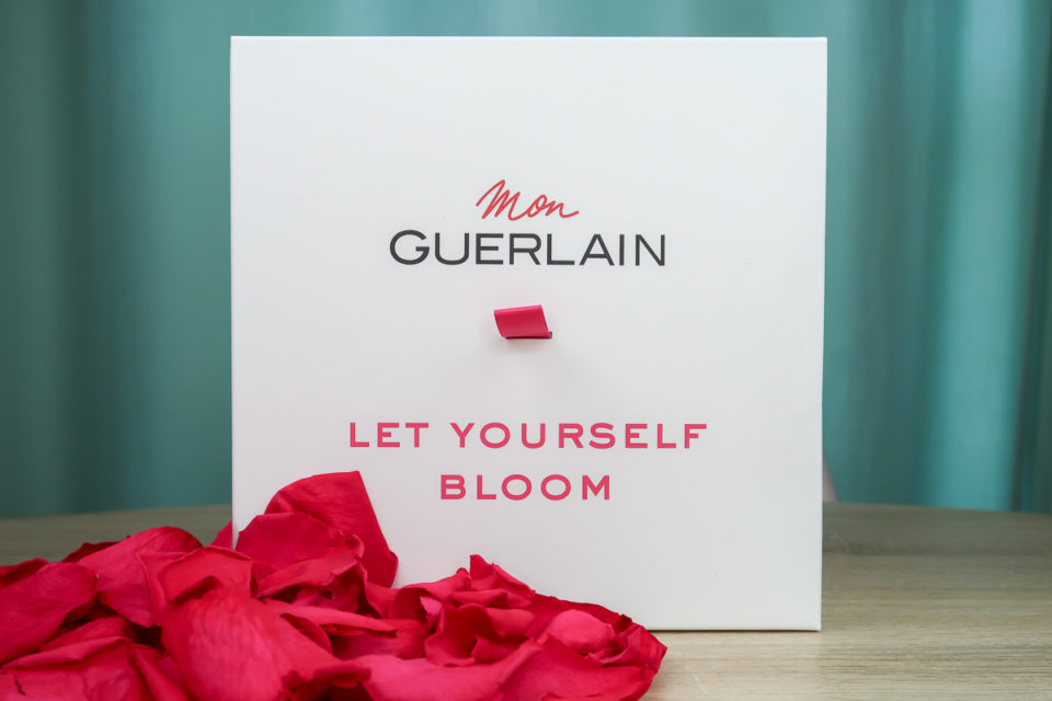 Let Yourself Bloom - coffret Mon GUERLAIN.
