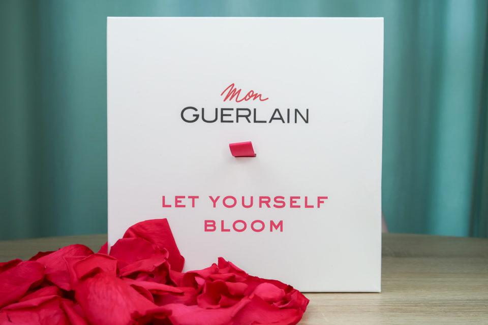 Let Yourself Bloom - coffret Mon GUERLAIN.