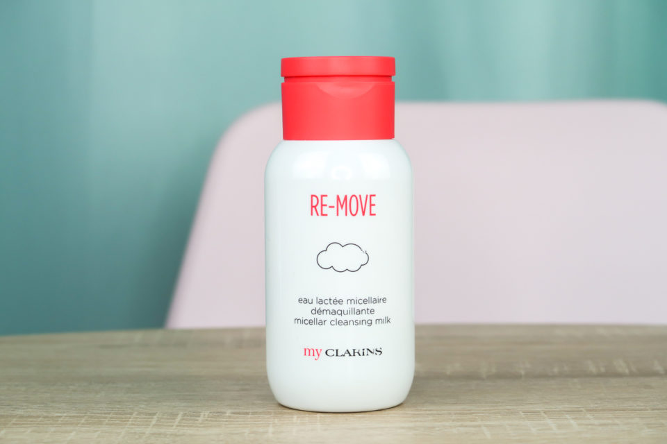 RE-MOVE eau lactée micellaire, My CLARINS.