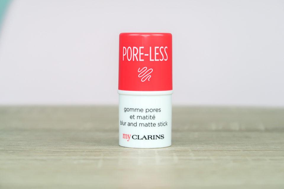PORE-LESS gomme pores et matité, My CLARINS.