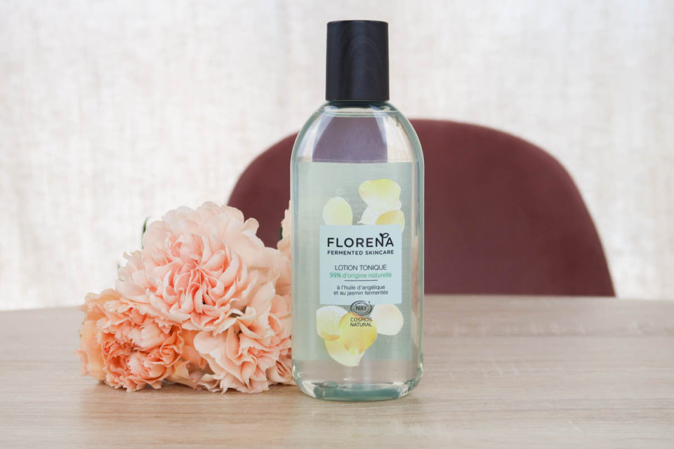 Lotion Tonique, FLORENA FERMENTED SKINCARE.