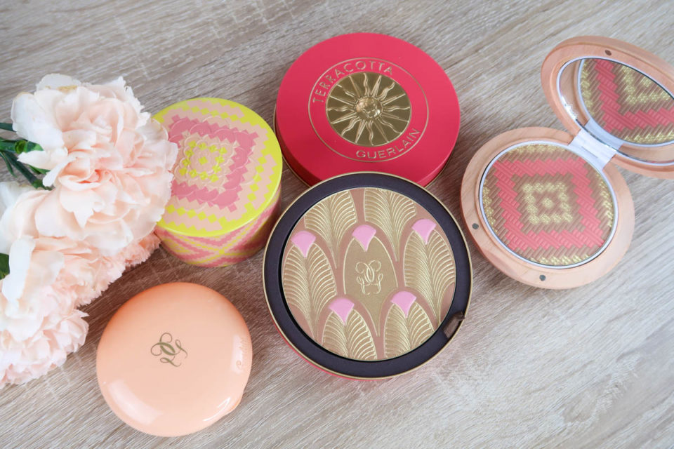 Collection TERRACOTTA de GUERLAIN.
