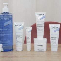 AQUAREVA de NOREVA : routine pour les peaux assoiffées (concours)